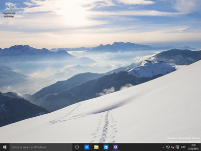 Instalación de Windows 10