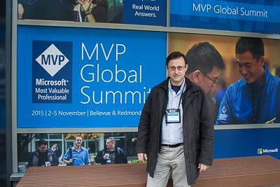 Microsoft MVP Summit 2015